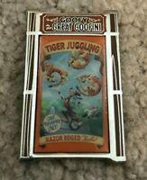 ARTIST PROOF AP Pin 93502 WDW Barnstormer Reveal Conceal Tiger Juggling Limited