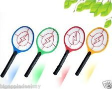 LARGE  Mosquito Swatter Electric Bug Insect Fly Mosquito Zapper Bug Killer 20""