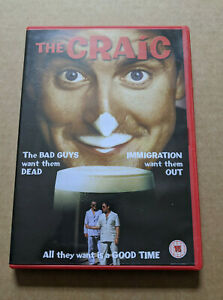 The Craic - Region 2 UK DVD - Jimeoin