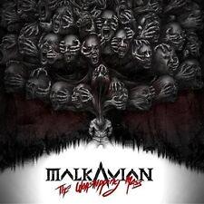 Worshipping Mass - Malkavian (2015, CD NEU)