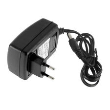 New 12 Volt 2 Amp AC-DC Switching Power Supply 2-Pin EU Plug Adapter Converter