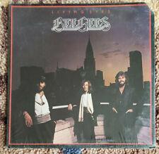 Bee Gees Living Eyes SEALED LP Vinyl Record