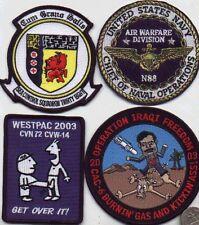 US NAVY PATROL SQUADRON 1 PATCH VP-26 IRAQI FREEDOM COMBAT AIRCREW CAC-6 USN