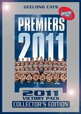 AFL - 2011 Premiers Victory Pack (DVD, 2011, 4-Disc Set)