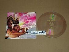 Te Sigo Amando Musica De La Telenovela 1997 Ariola Cd Mexico
