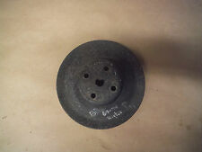 BIG BLOCK CHEVY 307 350  W/P PULLEY 1969-1974 APPLICATIONS. USED GM OEM #1