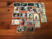 Lot of 22 Trading Cards - 1980 Topps Star Wars THE EMPIRE STRIKES BACK Series 2