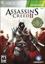 Xbox 360 : Assassins Creed II - Platinum Hits edition VideoGames