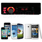 Car In-dash Bluetooth Radio Stereo Head Unit Player MP3/USB/SD/AUX-IN/FM IPhone