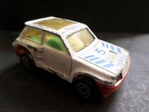 Majorette Car Renault, D Occasion, Toy Car Vehicle