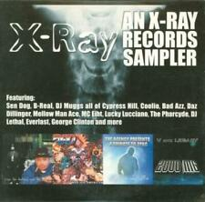 X-Ray Records Sampler PROMO Music CD B-Real, Coolio, Bad Azz, MC Eiht w/ Artwork