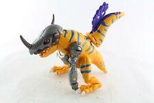 Bandai Digimon Digivolving Greymon to Metal Greymon Complete