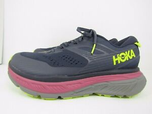 WOMEN'S HOKA ONE STINSON ATR 6 size 9.5 !WORN LESS THAN 10 MILES!!RUNNING TRAIL!