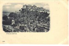 Stirling Collectable Scottish Unknown County Postcards