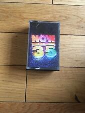 Now Thats What I Call Music -  35 Double Cassette Tape  Album