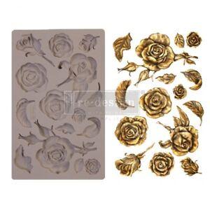 Prima Marketing Re-Design Mould – Fragrant Roses New