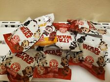 NEW Funko Star Wars Lot of 7 Blind Bag Random Mystery Mini Plush Clips