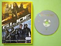 DVD Film Ita Azione G.I.JOE La Nascita Dei Cobra ex nolo no vhs cd lp mc (T4)