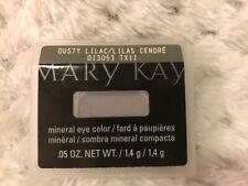 NEW Mary Kay MINERAL Eye Color Shadow ~ Dusty Lilac DISCONTINUED NIB MK Purple