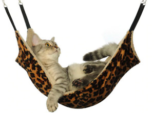 Warm Cat Bed Pet Hammock For Pet Cat Rest & Cat House Soft And Comfortable