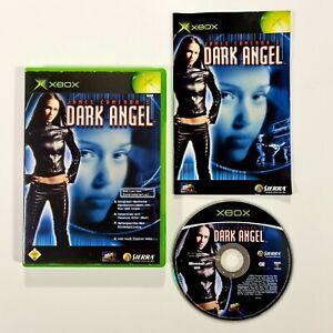 Microsoft XBOX Spiel JAMES CAMERON'S DARK ANGEL dt. Postapokalypse/Cyberpunk