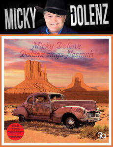 "MICKY DOLENZ PRE-SELL NEW CD ""Dolenz Sings Nesmith"" NOT AUTOGRAPHED! * MONKEES"
