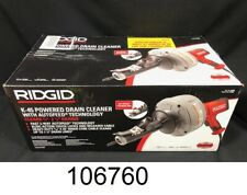 Ridgid K 45af Powered Sink And Drain Cleaner With Autofeed Technology 34 25