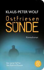 Ostfriesensünde / Ann Kathrin Klaasen Bd.4 von Klaus-Peter Wolf (2013, Taschenbu
