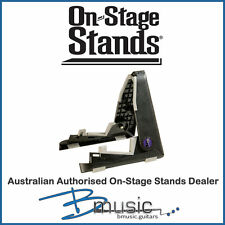 New On Stage Compact Ukulele Stand - Fold-Up, extremely portable - Most popular