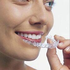 I denti Aligner Ortodontiche trasparente solo superiore (sostituzioni)