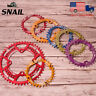 US SNAIL 30-52T 104BCD Round/Oval MTB Bike Single Chain Crankset Chainring Bolts