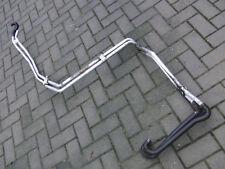 VW T4 Zusatzheizung Heizung Fahrgastraum Wasserrohr Rohr Leitung Alu Original