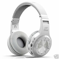 Bluedio Turbine H+ Bluetooth 4.1 Wireless Headphones, Headset with SD & FM radio