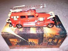 MATCHBOX YFE 03 1933 CADILLAC FIRE WAGON