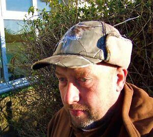 REALTREE AP CAMOUFLAGE WATERPROOF THERMAL LINED HUNTING WATERFOWLING SHERPA HAT