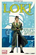 LOKI (2016)  deutsch ab #1 + lim. Variant´s AGENT OF ASGARD Marvel THOR Avengers
