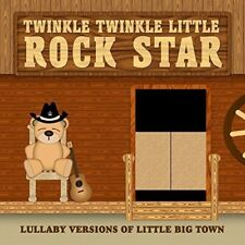 Twinkle Twinkle Litt - Lullaby Versions of Little Big Town [New CD] M