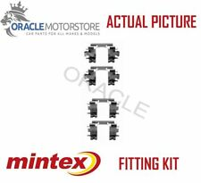 NEW MINTEX FRONT BRAKE PADS ACCESORY KIT SHIMS GENUINE OE QUALITY MBA1257