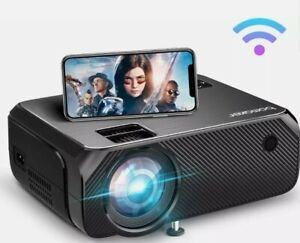 Bomaker Wi-Fi Mini Full HD Wireless LED Projector for Indoor/Outdoor Use - GC355