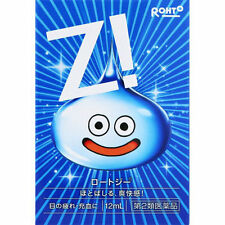 Rohto Z!®b  Slime type eye drops / free shipping / from Japan