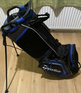 Taylormade 8.0 Stand Golf Bag Dry Pocket