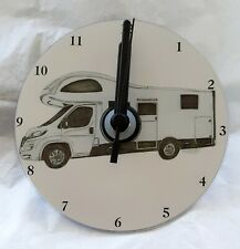 Motorhome CD Clock by Curiosity Crafts