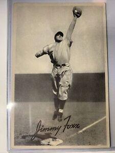 1939 Goudey Premiums Jimmie Foxx HOF Low