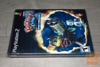 Ratchet & Clank: Going Commando 1st Print (PlayStation 2, PS2) FACTORY SEALED!