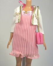 Korean Barbie Mimi World Doll Outfit Doll Clothes Chanel Inspired Clothes