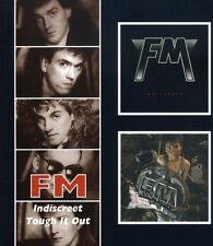 FM Indiscreet / Tough It out 2 CD 2005 CDs Inlays Are Near MINT