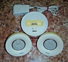 Philips SBD6020 iPod Docking Station Speaker