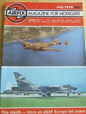 AIRFIX MAGAZINE JUL 1979 SS-TYPE AIRSHIP US MARINE DETAILING HAWKER HURRICANE