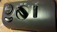 1998 Dodge Grand Caravan Headlight Mirror Switch '96-00 Black