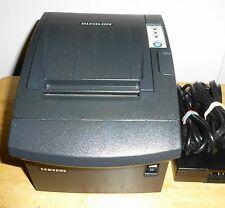 Samsung SRP-350Plus COSG Pos Thermal Receipt Printer - USB/Serial Port
